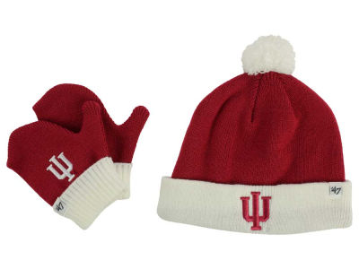 Indiana Hoosiers '47 NCAA Toddler '47 BAM BAM Knit Set