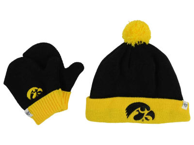 Iowa Hawkeyes '47 NCAA Toddler '47 BAM BAM Knit Set