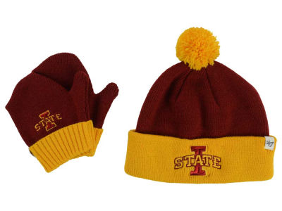 Iowa State Cyclones '47 NCAA Toddler '47 BAM BAM Knit Set