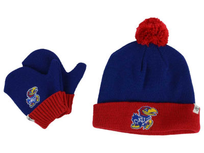 Kansas Jayhawks '47 NCAA Toddler '47 BAM BAM Knit Set