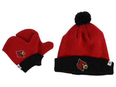Louisville Cardinals '47 NCAA Toddler '47 BAM BAM Knit Set