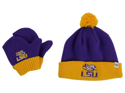 LSU Tigers '47 NCAA Toddler '47 BAM BAM Knit Set
