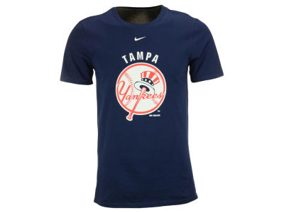 Tampa Yankees MiLB All Purpose Wordmark T-Shirt