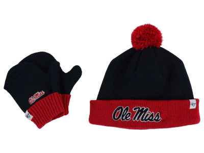 Ole Miss Rebels '47 NCAA Toddler '47 BAM BAM Knit Set