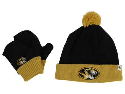 Missouri Tigers '47 NCAA Toddler '47 BAM BAM Knit Set