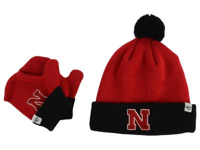 Nebraska Cornhuskers '47 NCAA Toddler '47 BAM BAM Knit Set