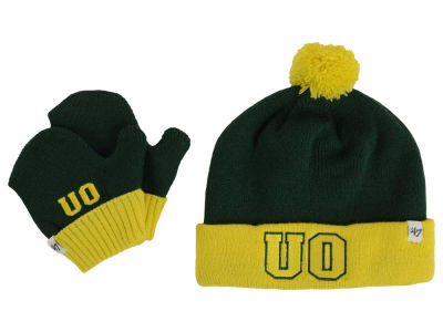 Oregon Ducks '47 NCAA Toddler '47 BAM BAM Knit Set