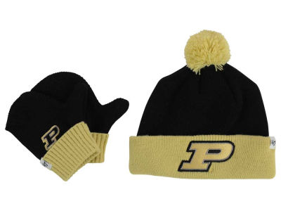 Purdue Boilermakers '47 NCAA Toddler '47 BAM BAM Knit Set