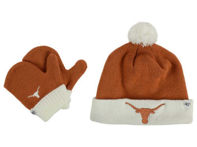 Texas Longhorns '47 NCAA Toddler '47 BAM BAM Knit Set