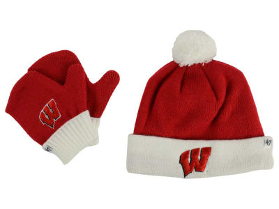Wisconsin Badgers '47 NCAA Toddler '47 BAM BAM Knit Set