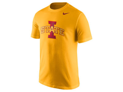 Iowa State Cyclones Nike NCAA Men's Cotton Logo T-Shirt