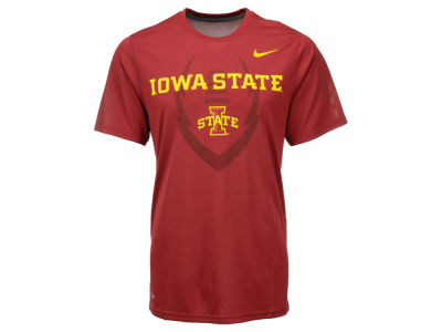 Iowa State Cyclones Nike NCAA Men's Football Legend Icon T-Shirt