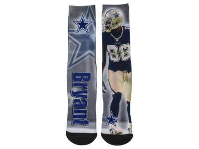 Dallas Cowboys Dez Bryant NFL Drive Player Jersey Crew Socks