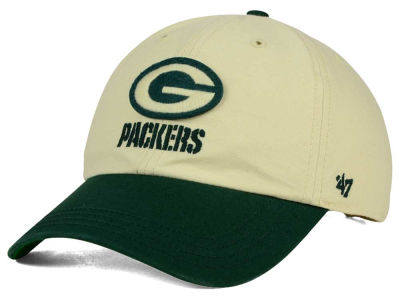 Green Bay Packers '47 NFL Horseshoe '47 CLEAN UP Cap