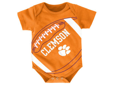 Clemson Tigers NCAA Newborn Football Fanatic Creeper