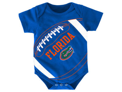 Florida Gators NCAA Newborn Football Fanatic Creeper