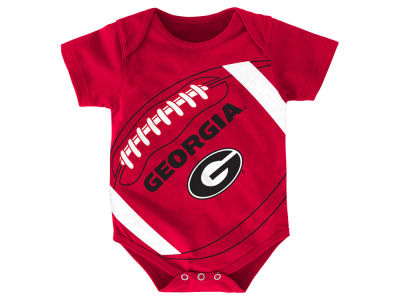 Georgia Bulldogs NCAA Infant Football Fanatic Creeper