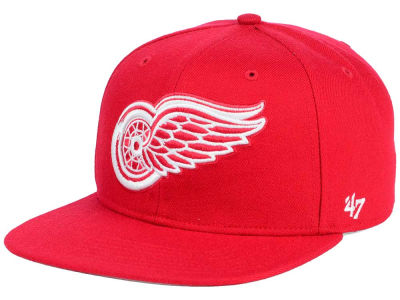 Detroit Red Wings '47 NHL Sure Shot 2 Tone Snapback Cap
