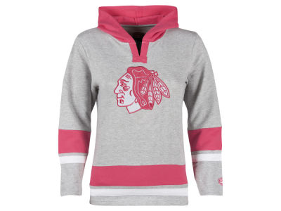 Chicago Blackhawks NHL Youth Girls Jasper Hoodie