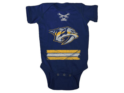 Nashville Predators NHL Newborn Jersey Creeper