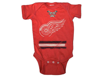 Detroit Red Wings NHL Newborn Jersey Creeper