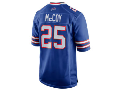 Buffalo Bills LeSean McCoy Nike NFL Men's Game Jersey