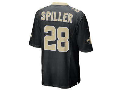 New Orleans Saints C.J. Spiller Nike NFL Men's Game Jersey