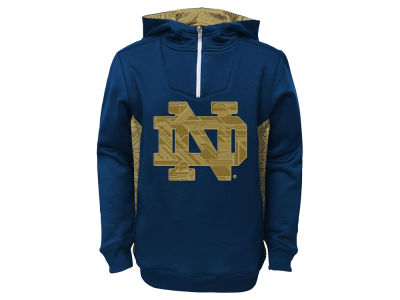 Notre Dame Fighting Irish NCAA Youth Power Logo Hoodie