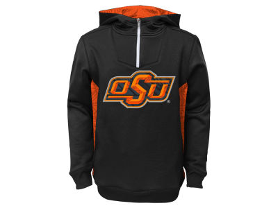 Oklahoma State Cowboys NCAA Youth Power Logo Hoodie