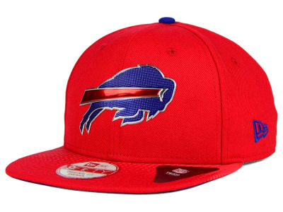 Buffalo Bills New Era 2015 NFL Draft Redux 9FIFTY Original Fit Snapback Cap