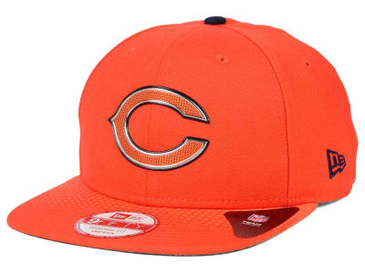 Chicago Bears New Era 2015 NFL Draft Redux 9FIFTY Original Fit Snapback Cap