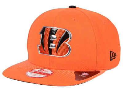Cincinnati Bengals New Era 2015 NFL Draft Redux 9FIFTY Original Fit Snapback Cap