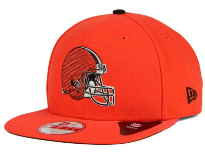Cleveland Browns New Era 2015 NFL Draft Redux 9FIFTY Original Fit Snapback Cap