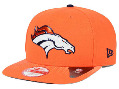 Denver Broncos New Era 2015 NFL Draft Redux 9FIFTY Original Fit Snapback Cap
