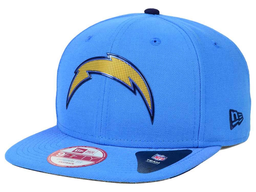 Los Angeles Chargers New Era 2015 NFL Draft Redux 9FIFTY Original Fit  Snapback Cap 209e012ac