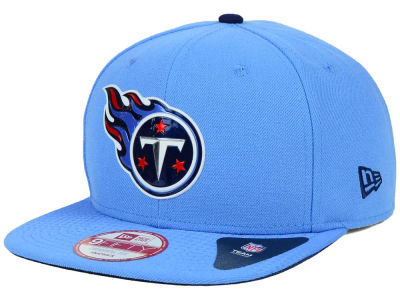 Tennessee Titans New Era 2015 NFL Draft Redux 9FIFTY Original Fit Snapback Cap