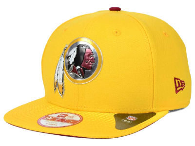 Washington Redskins New Era 2015 NFL Draft Redux 9FIFTY Original Fit Snapback Cap