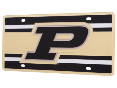 Purdue Boilermakers Super Stripe Laser Tag