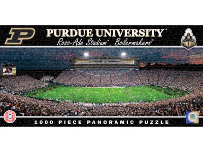 Purdue Boilermakers Panoramic Stadium Puzzle