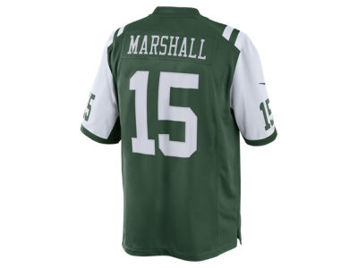 New York Jets Brandon Marshall Nike NFL Men's Limited Jersey