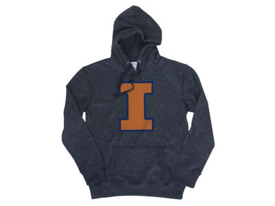 Illinois Fighting Illini NCAA Women's Glitter Hoodie