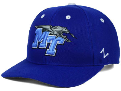 Middle Tennessee State Blue Raiders Zephyr NCAA Competitor Hat