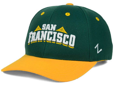 University of San Francisco Dons Zephyr NCAA Competitor Hat