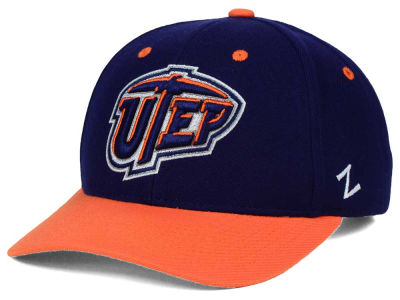 UTEP Miners Zephyr NCAA Competitor Hat