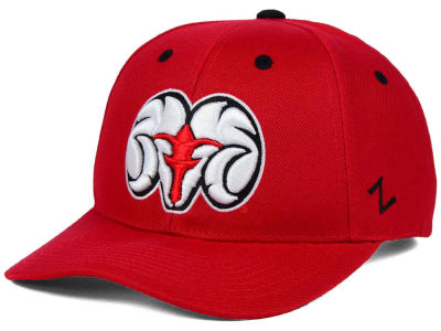 Winston-Salem State Rams Zephyr NCAA Competitor Hat