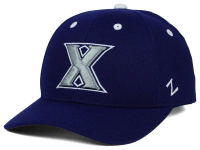 Xavier Musketeers Zephyr NCAA Competitor Hat