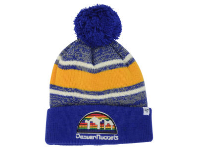 Denver Nuggets '47 NBA HWC '47 Fairfax Knit