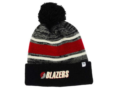Portland Trail Blazers '47 NBA HWC '47 Fairfax Knit