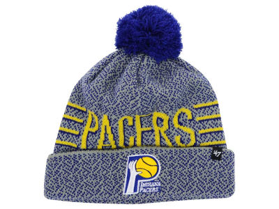 Indiana Pacers '47 NBA Hardwood Classic Mezzo Knit