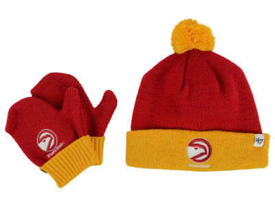 Atlanta Hawks '47 NBA HWC Toddler '47 BAM BAM Knit Set